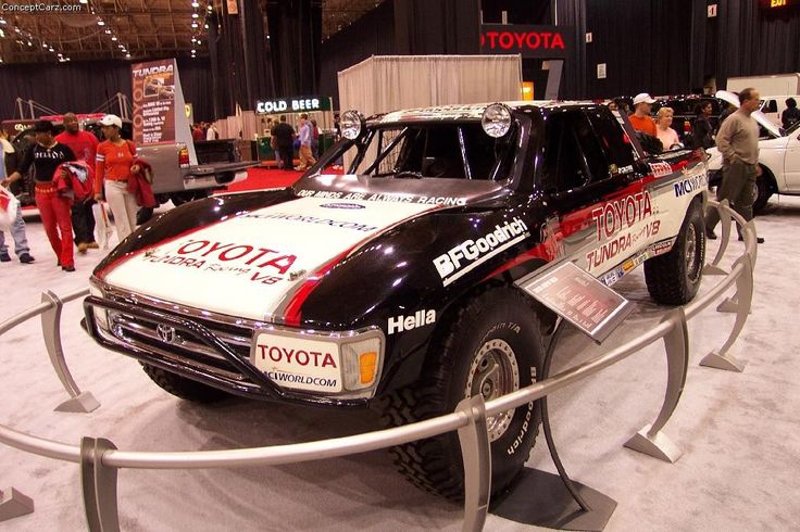 2002 Toyota Tundra Trophy Truck