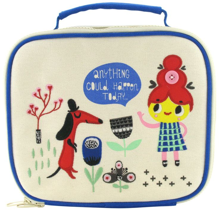 Helen Dardik lunch bag from Paperchase