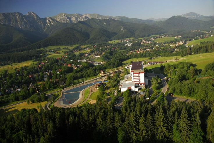 Thermal Pools in Zakopane //