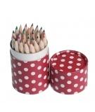 Retro Spot Pencils