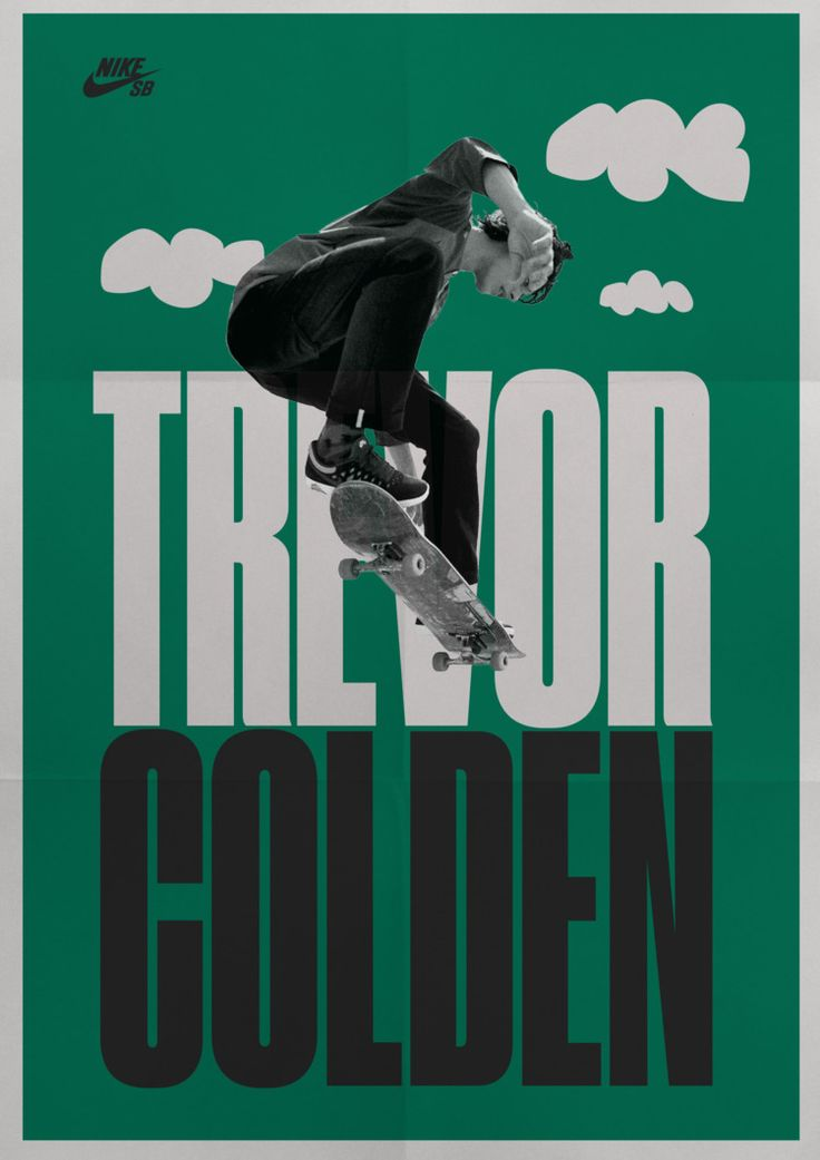 Nike SB. Trevor Colden