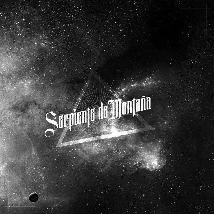 #SerpienteDeMontana #SerpienteDeMontania #StonerRock #SludgeMetal #southamericansludgemetal #cordoba #argentina #rock #metal #music #Lettering #Design