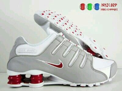 I my getting my new shoes   I love them