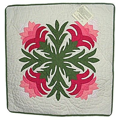 16 best Hawaiian Quilted Pillow Covers images on Pinterest ... : hawaiian quilt pillows - Adamdwight.com