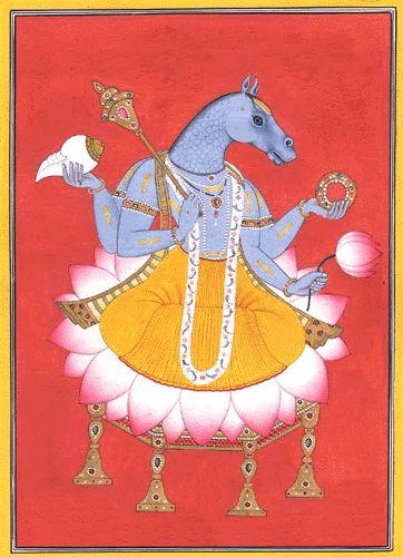 Hayagriva - An Avatar of Lord Vishnu