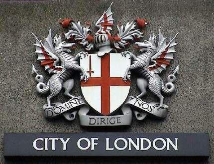 Stemma della Città di Londra