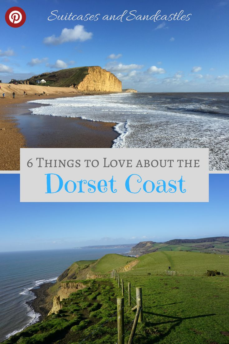 The Dorset Coast in the south west of England, is one of the most beautiful parts of the UK. Where else can you find fossils, beautiful beaches and picture-perfect villages. It's less well known than places like Cornwall or the Cotswold but just as beautiful. Find out six things you'll love about Dorset from the best beaches, walks and restaurants to laidback seaside towns and the best place to find fossils. #familytraveluk #dorsetcoast #bestdorsetcoast #bestukbeaches #bestukwalks…