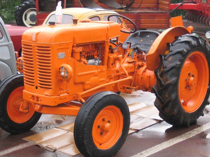 fiat 312c trattore