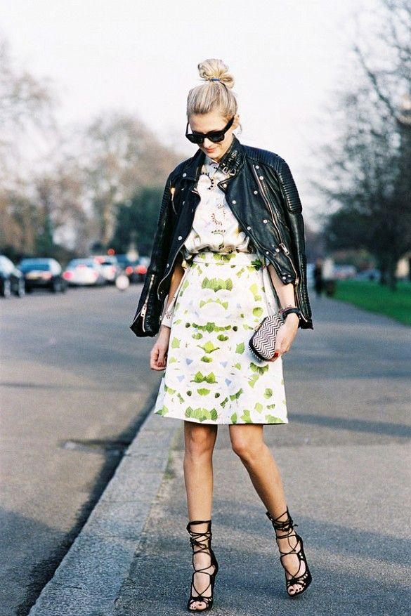 21 Best Style A Staple Leather Jacket Images On Pinterest Fashion Inspiration Leather Jacket