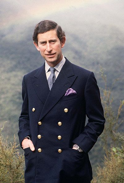 The Prince of Wales: Style icon