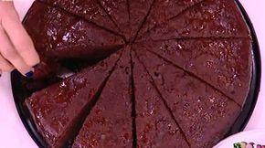 Αργυρώ Μπαρμπαρίγου: Σοκολατόπιτα στιγμής ♣ ♥ - Η ΔΙΑΔΡΟΜΗ ®