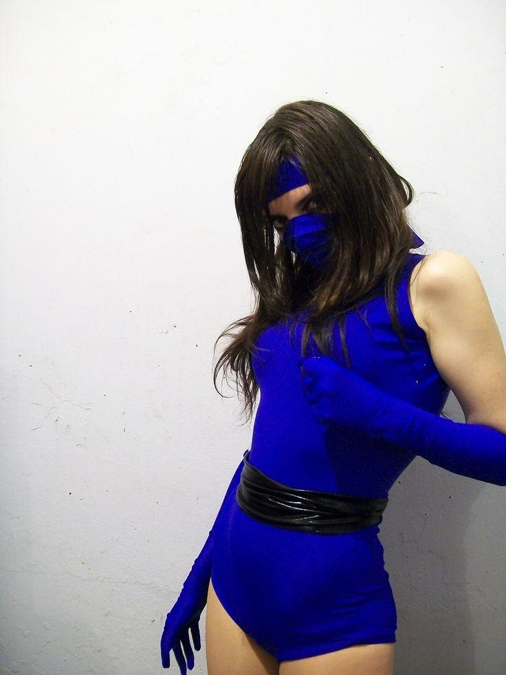 Sonya Blade Halloween Costume