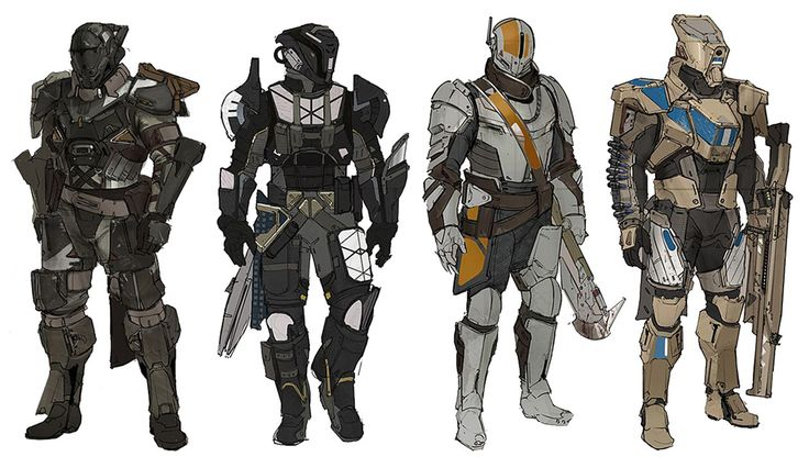 Armors concept art and character concept art on pinterest