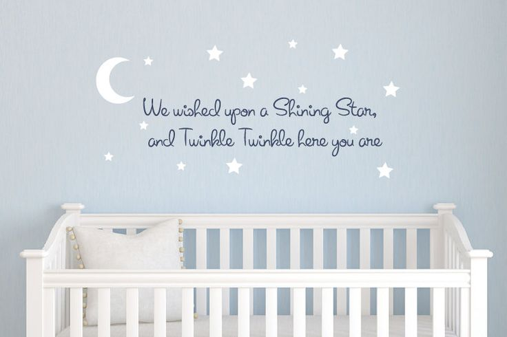 Nursery Decor Based on Nursery Rhymes #nurseryrhymes #nurserypoems