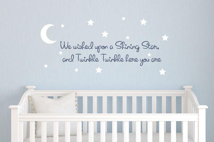 Nursery Decor Based on Nursery Rhymes #nurseryrhymes #nurserypoems