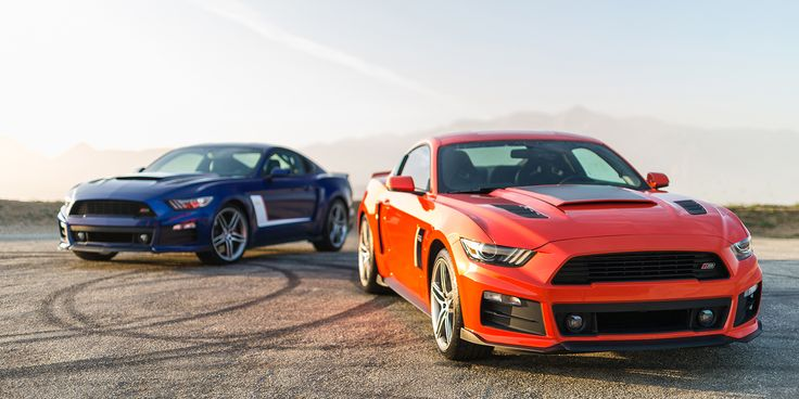 Photo of the 2016 ROUSH Stage 3 Mustang