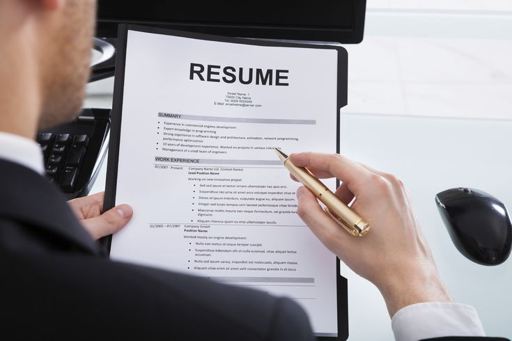 Not Sure What to Put on Your Resume? Use These Examples: Example of a Formatted Resume