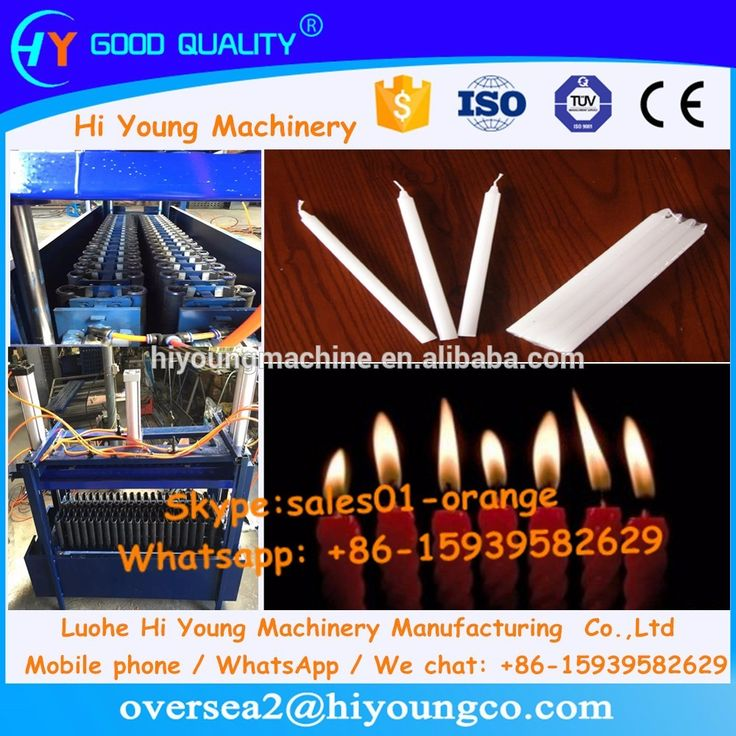 Wax candle moulding machine/ Candle making machine, View automatic candle making machine, GOOD QUALITY Product Details from Luohe HiYoung Machinery Manufacturing Co., Ltd. on Alibaba.com