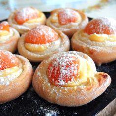 Babiččina volba - Recept - Meruňkové koláče od Jitky