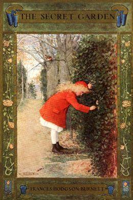 The Secret Garden by Frances Hodgson Burnett - free #EPUB or #Kindle download from epubBooks.com