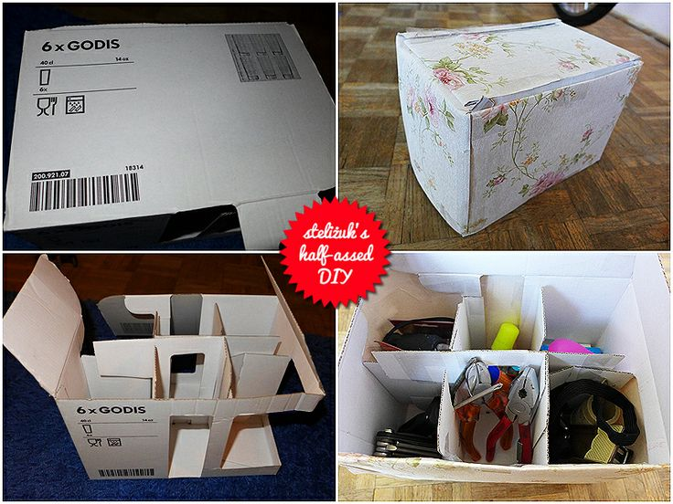 free ikea glass box > tool  box