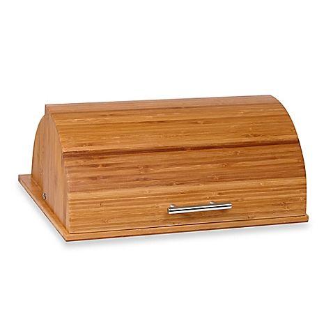 Home Basics® Bamboo Bread Box