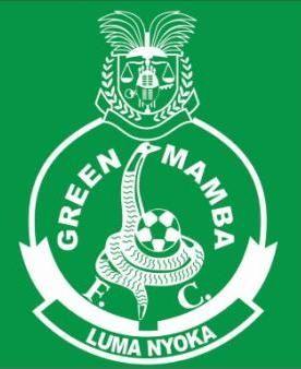 1987, Green Mamba F.C. (Simunye, Swaziland) #GreenMambaFC #Simunye #Swaziland (L13247)