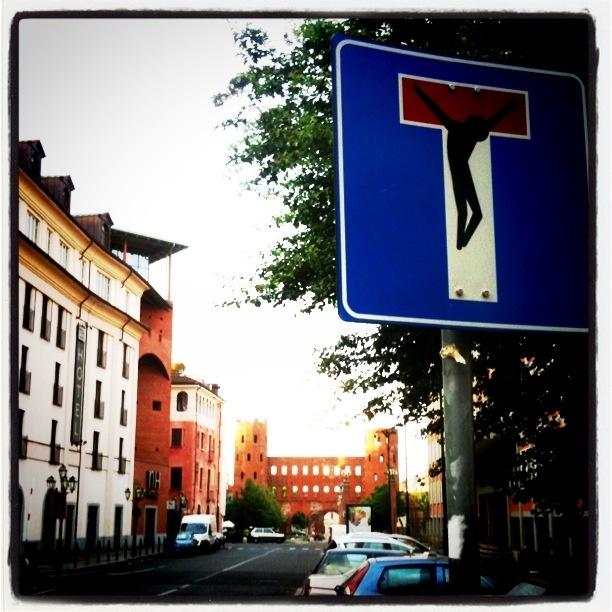 Via Porta Palatina