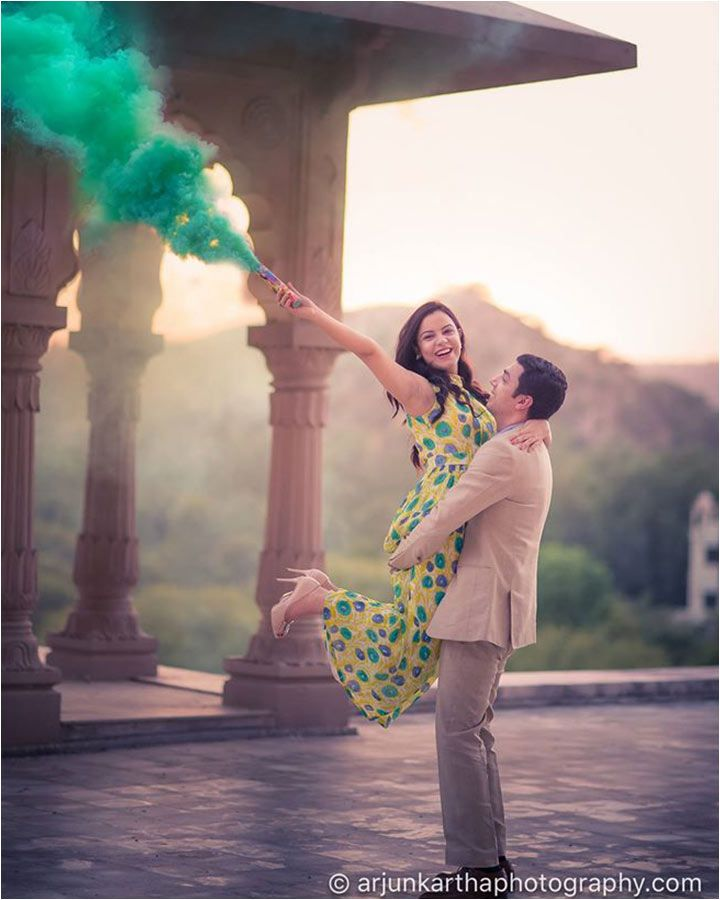 Pre-Wedding Photography - Colors Of Love