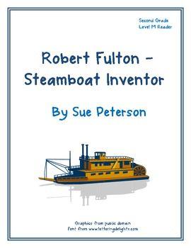 Robert Fulton - Week 21