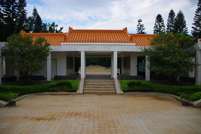 Chiang Ching-kuo Memorial, Kinmen National Park