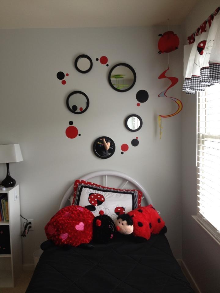 Kendall s Ladybug Room. 25  unique Ladybug room ideas on Pinterest   Ladybug nursery