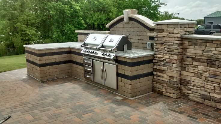 40 best omaha lincoln ne concrete resurfacing restoration for Outdoor kitchen omaha