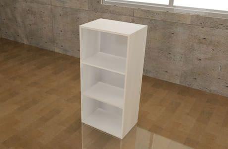 超簡単なカラーボックステレビ台の作り方/インテリアDIY
