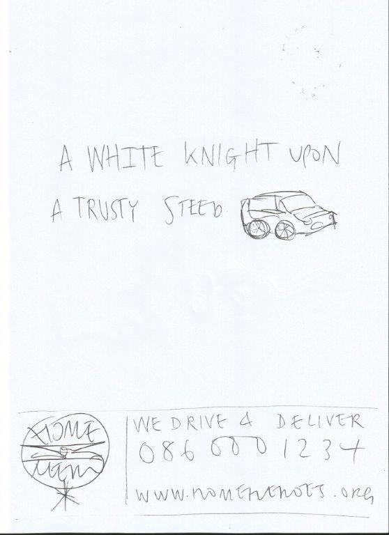 #White Knight.