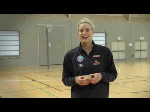 Check out Laura Geitz on this Qld Firebirds Skills Video! She gives some fantastic tips on how you can improve your netball skills.