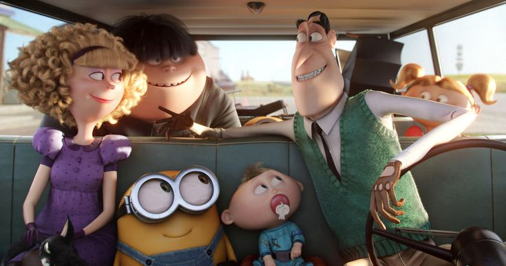 'Minions' Blu-ray Clip Introduces the Nelson Crime Family | EXCLUSIVE -- Learn all about the seemingly mild-mannered Nelson family, who are actually dangerous criminals in the animated blockbuster 'Minions'. -- http://movieweb.com/minions-movie-clip-blu-ray-nelson-family/
