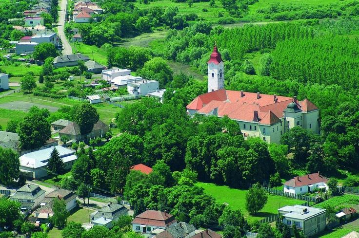 Slovakia, Leles - Monastery