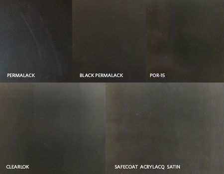 Testing Interior Steel Finishes for Aesthetics and Sustainability
