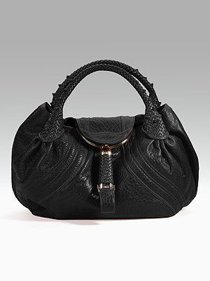 "I will always love the Fendi Spy Bag....its the ""one that got away"""