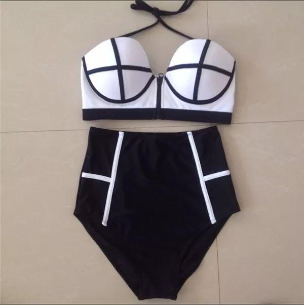 bikinis importadas tiro alto
