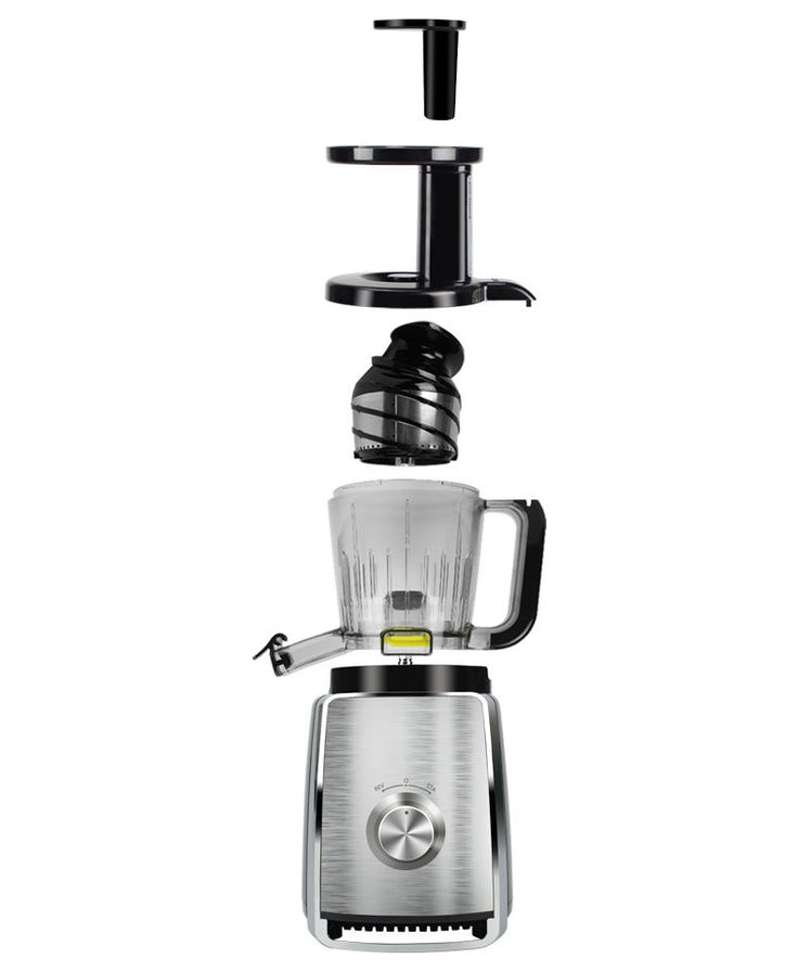 Our patent slow juicer