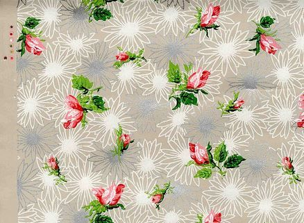 7 places to buy vintage wallpaper -- from 80 cents to $200 per roll - Retro Renovation...searching for vintage wallpaper
