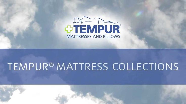 Tempur offers three different mattresses collections to help you find the perfect level of support for your back. Shop the range: http://www.housingunits.co.uk/mall/departmentpage.cfm/HousingUnits/_520557/1/Tempur-Mattress-Collection