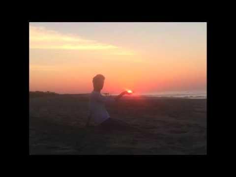 Méditation magique de la fin de journée - YouTube