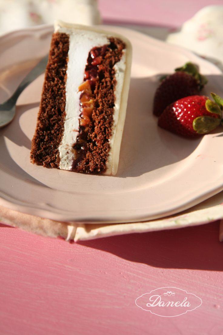 bez laktózy a bez lepku-torta BIBIANA