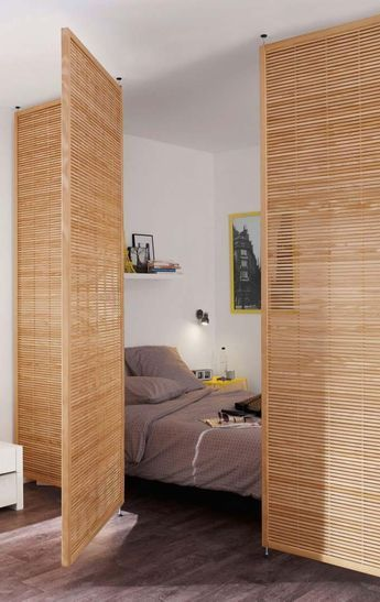 Room divider: 60 models of decoration and materials   – Interior Nischen | nooks