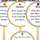 $ Fall Writing prompts. cute!: 2Nd 3Rd Grade, Halloween Writing, Writing Time, Writing Prompts, Fall Apples Pumpkins, School Ideas, Classroom Management, Thanksgiving Prompts