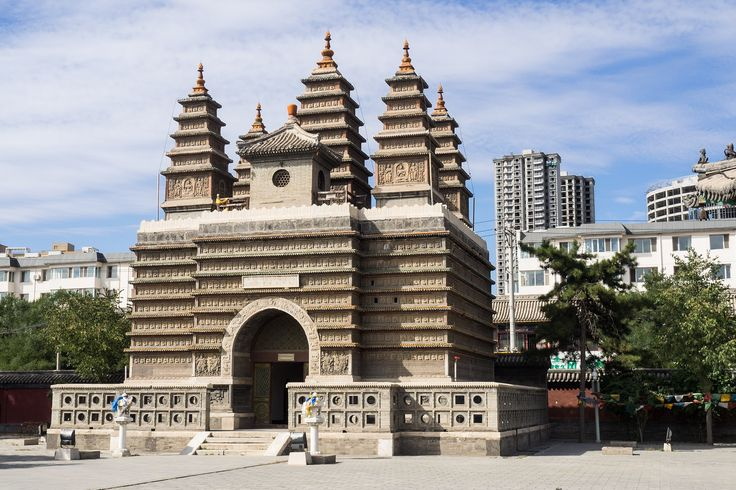Five pagoda temple wu ta si | Beijing | Tripomizer Trip Planner