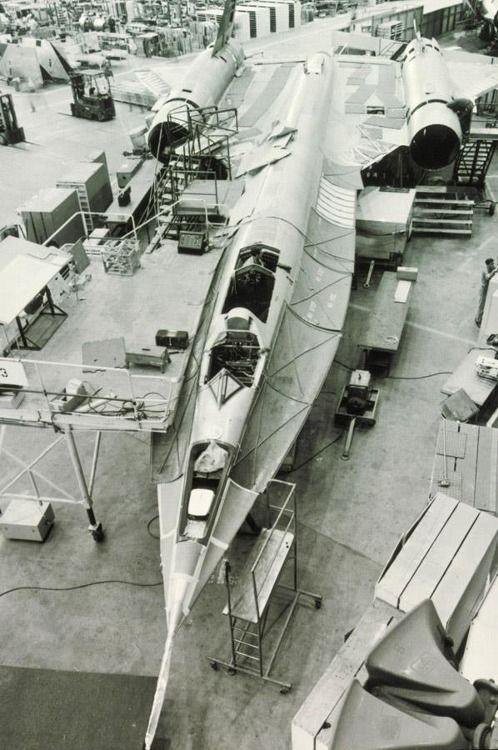 Lockheed A-12 1962